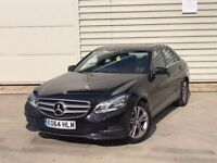 2014 64reg Mercedes-Benz E Class 2.1 E220 CDI SE 7G-Tronic Plus 4dr black**MEGA SPEC**FACE LIFT