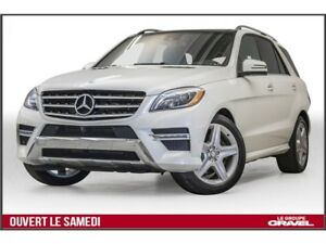 2014 Mercedes-Benz M-Class ML350 BlueTEC 4MATIC PREMIUM SPORT AI