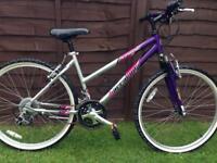 Ladies / girls barracuda bike