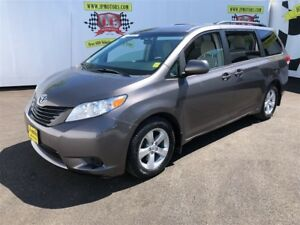 2014 Toyota Sienna 3rd Row Seating, Power Group