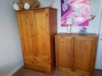 Nursery furniture set £100