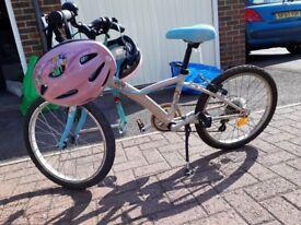 20' wheels kid bike DECATHLON