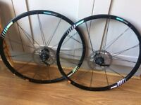 Shimano Deore XT Wheelset - WH-M765 - MTB 26""