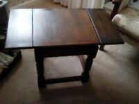 Antique coffee/side table