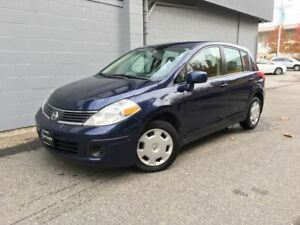 2008 Nissan Versa 1.8S! Only 79000kms!
