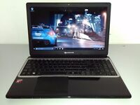 """GAMING PACKARD BELL 15,6"""" - AMD QUAD CORE - 8 GB - WARRANTY - DELIVERY"""