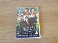Sarah Jane Adventures - The Complete Third Series - 2 DVD Set