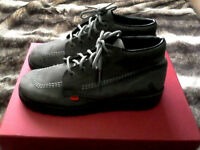KICKERS MEN'S BOOTS SIZE 8