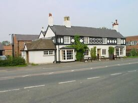 Live-in joint management couple required to run the Sun Inn, York Road, Long Marston, York YO26 7PG