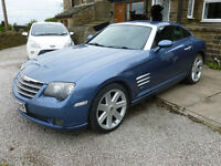 Chrysler Crossfire Coupe Auto 2006.
