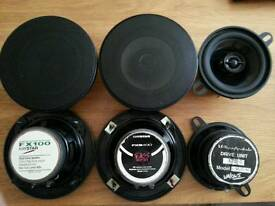 "CAR 4"" SPEAKERS"