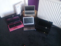 Asus Dell Samsung laptops 2x Chromebooks working needs PSU spare parts repair PAISLEY OFFER SWAP
