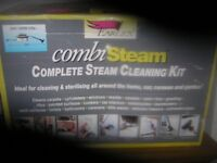 combi steam cleaning kit