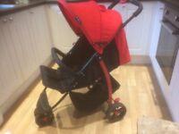 Red kite basic pushchair