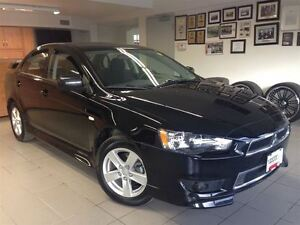 2014 Mitsubishi Lancer SE 1 OWNER LOCAL TRADE!!