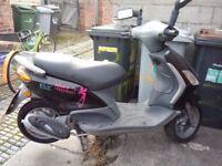 2006 50cc Piaggio Scooter