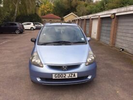 Honda Jazz 1.4 petrol automatic 2 lady owners part honda service history lovely car to drive