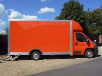 ESSEX MAN AND VAN - REMOVALS GRAYS - ALL AREAS COVERED - MAN AND VAN ESSES -7.5 TONNE