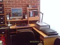 Computer Desk,
