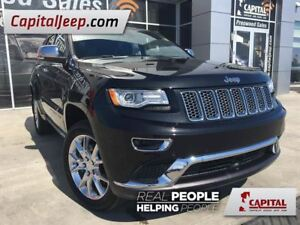 2015 Jeep Grand Cherokee Overland | Navigation | Sunroof | Leath