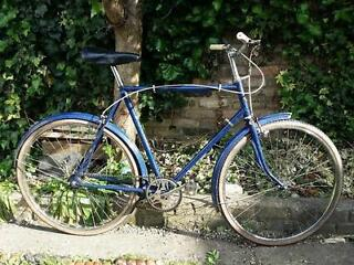 Vintage Raleigh Wayfarer Single Speed FULLY SERVICED ready to ride!