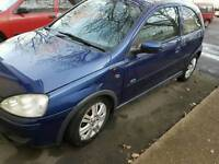 Vauxhall corsa 1.2 twinport, spares or repair