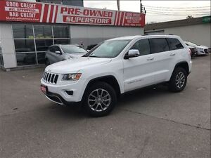 2016 Jeep Grand Cherokee Limited, SelecTrac