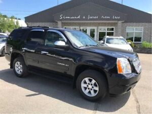 2009 GMC Yukon SLT 4X4 7 PASSAGERS CUIR TOIT OUVRANT