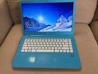 """HP Stream 14"""" Laptop (Blue, Windows 10)"""