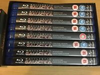 Battlestar Galactica - The Complete Series Blu Ray (new series)