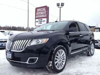 2012 Lincoln MKX AWD !! CLEAN CAR-PROOF (NO ACCIDENT)