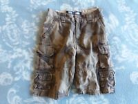 Mantaray Camouflage Cargo Jeans Nearly New 6 years Children's Clothes