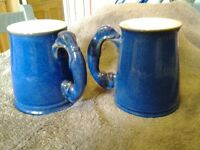 LOVELY DENBY MUGS