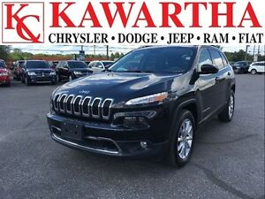2016 Jeep Cherokee LIMITED*4X4*NAVIGATION*