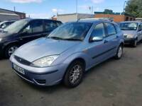 2004 53 ford focus px to clear drives superb