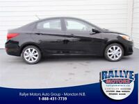 2014 Hyundai Accent L, 12 Kms, Warranty, $ave !