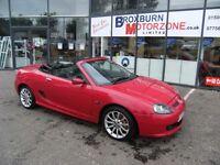 2009 09 MG TF 1.8 135 LE 500 2d 137 BHP **** GUARANTEED FINANCE ****