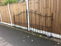 Full set of Gates driveway & pedestrian £80