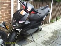 BLACK 2010 GILERA RUNNER 80cc registerd as 50cc £850 ono