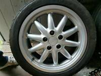 Audi 17 Bolero wheels a4 5x112