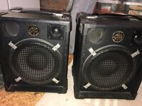 ALLAN GORDON SPEAKERS