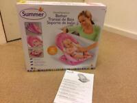BNIB Summer Infant Bath Seat