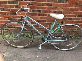 Used ladies Raleigh bike for sale