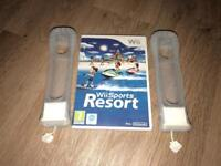 Wii + additional extras