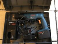 Bosch BSB 12 VES-2 Cordless 12 v Drill with Spare Battery