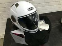 Motorbike helmet medium new