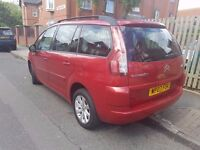 CITROEN C4 PICASSO - 7 SEATER - AUTOMATIC - 1.6 HDI DIESEL - LOW MILEAGE!