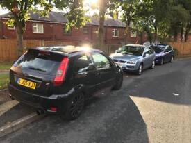 Ford Fiesta ST150 2005 - SWAP ONLY.
