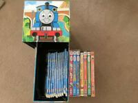 Thomas and friends DVD and books
