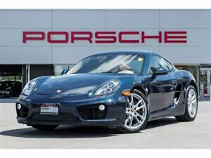 2015 Porsche Cayman Base|Convenience Package|PDK